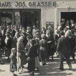 1955 Kaufhaus Grasser