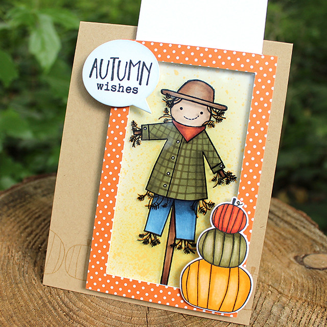 Autumn Wishes Card 3