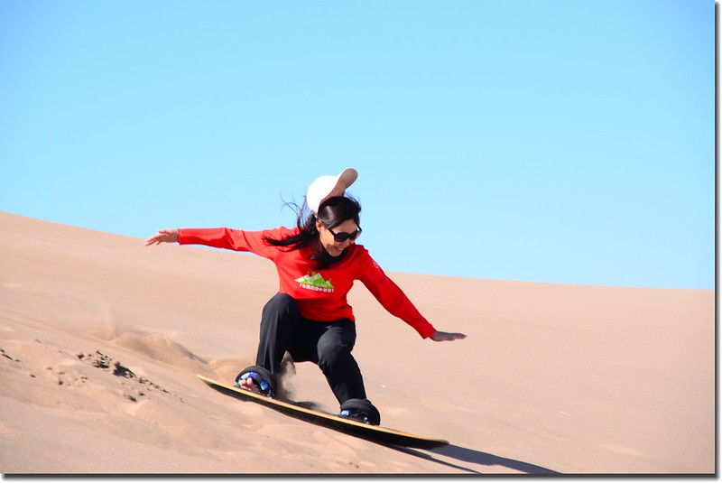 Sledding at Great Sand Dunes  (14)