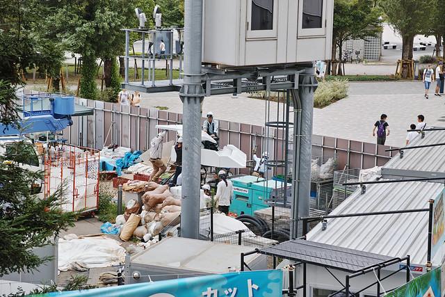20170810_04_実物大ユニコーンガンダム立像(建造中)