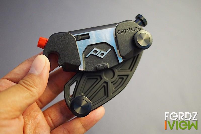 Capture POV clip