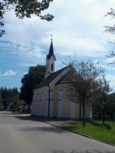 Kapelle in Stumpfenbach