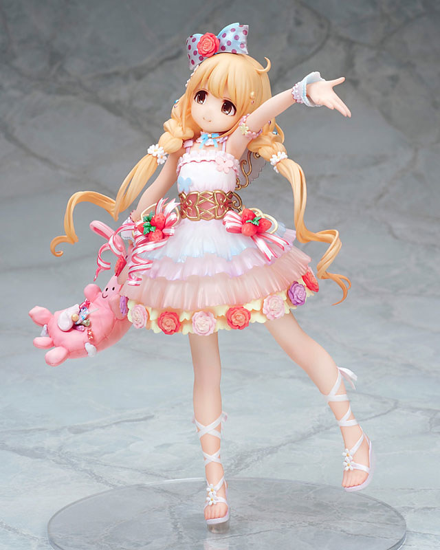 ALTER《偶像大師灰姑娘女孩》雙葉杏 懶惰妖精(双葉 杏 なまけものフェアリー)Ver. 1/7比例模型