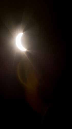 2017 09 21 - Eclipse from Clayton Georgia - Photos by Zonglin Jack Li - Civil Engineering Undergraduate 3
