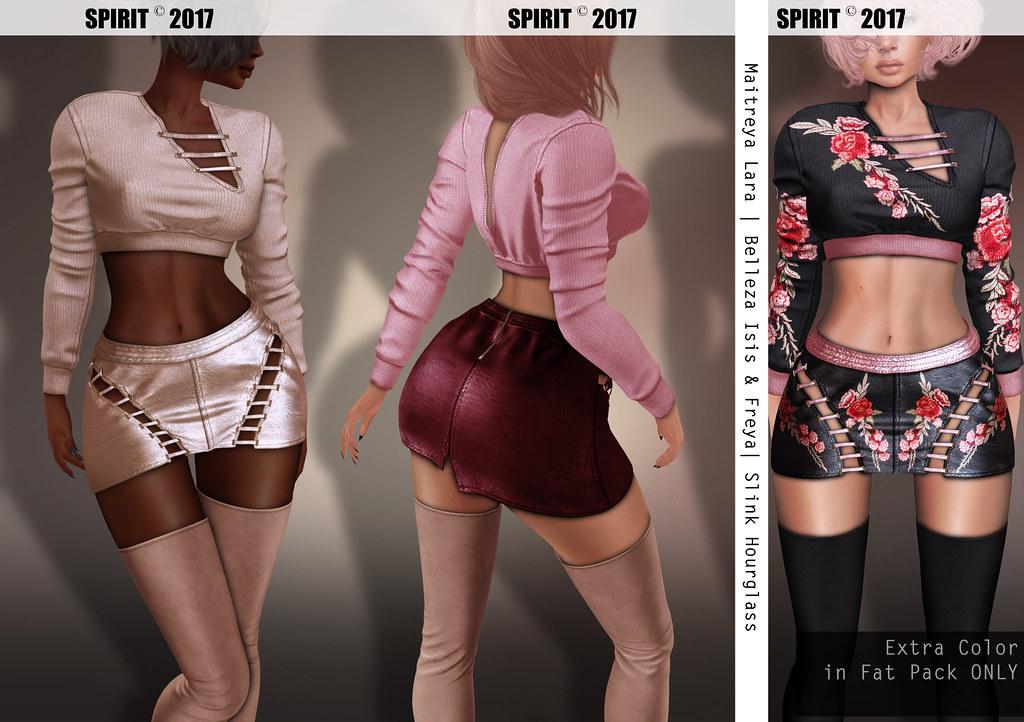SPIRIT - Veronika outfit - SecondLifeHub.com