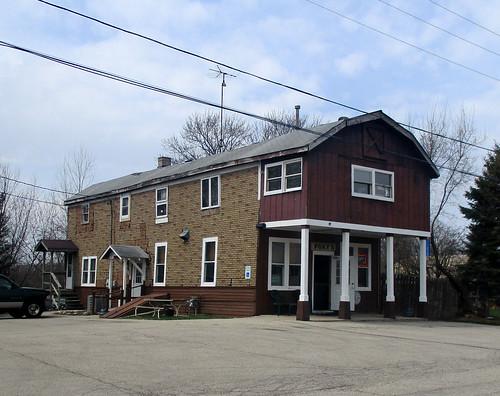 Foxy's Bar, Trevor, Wisconsin