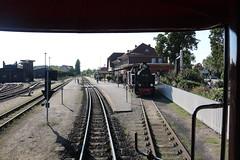 "Kühlungsborn to Bad Doberan on the ""Molli Bahn"", Germany"