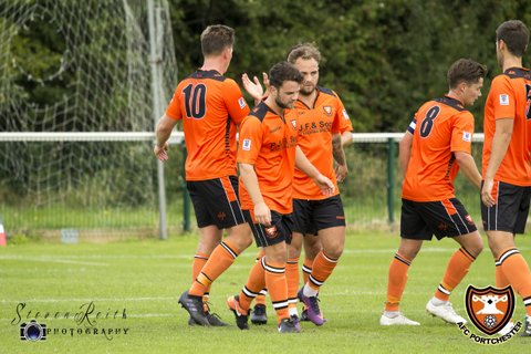 AFC Portchester v Amesbury Town 19.08.2017