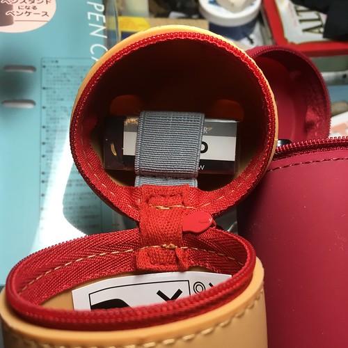 Lihit Lab Stan Pen Case from JetPens