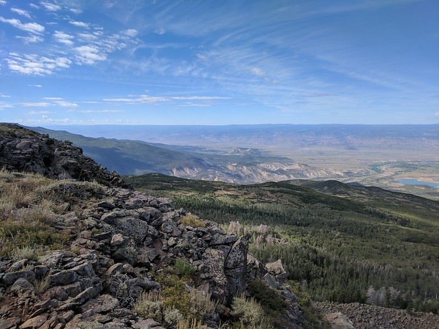 Sky over Grand Mesa, CO
