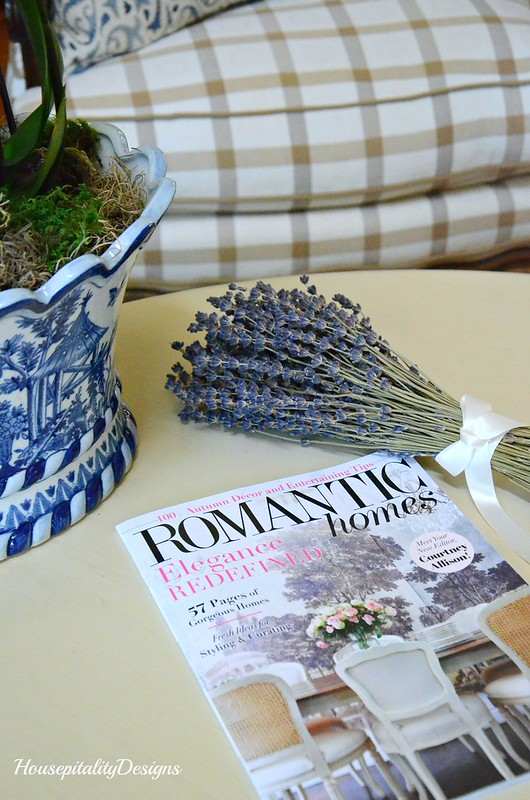 Romantic Homes Magazine-Housepitality Designs
