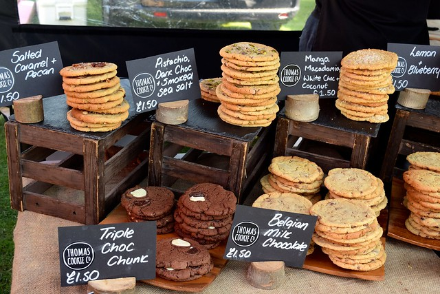 Thomas Cookie Co  at We Love Hythe Food Festival | www.rachelphipps.com @rachelphipps