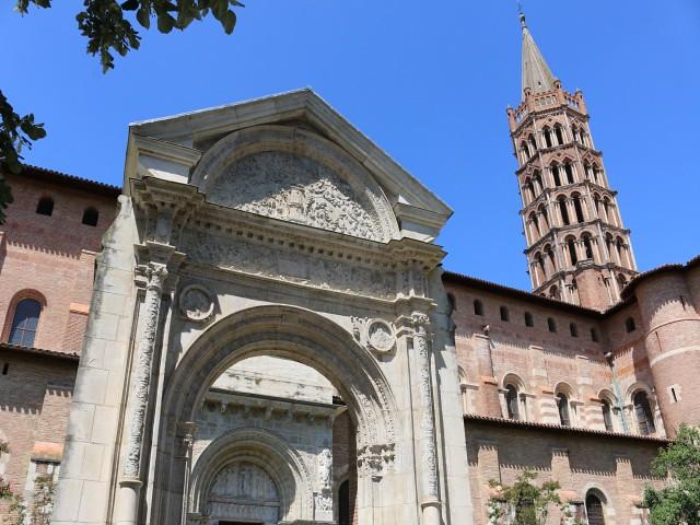 basilica saint sernin obiective turistice toulouse 1
