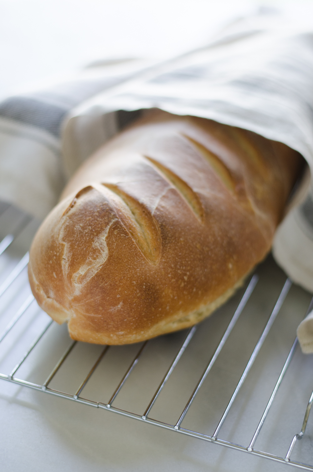 Overnight French Bread