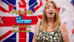 Play the Poppy Lottery for just £1 per week