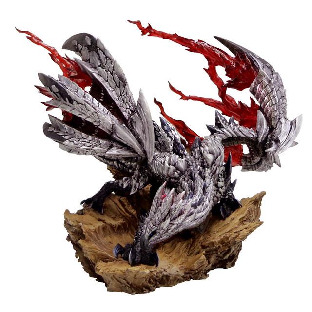 【更新官圖&販售資訊】CFB《魔物獵人XX》Creator's Model 天彗龍 巴爾法魯克(バルファルク)一般版 / 憤怒版