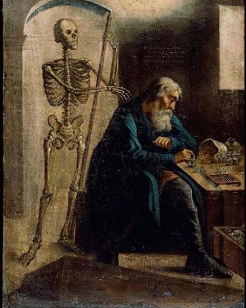 Купец и смерть