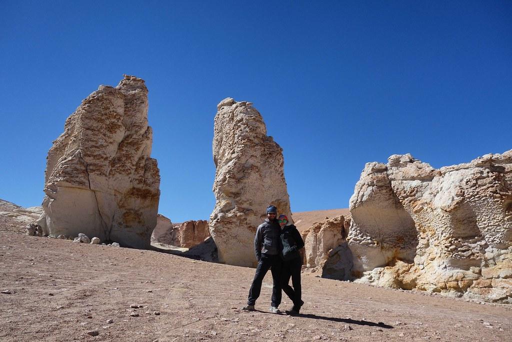 San Pedro Atacama - Salar de Tara - Les Gros Sacs
