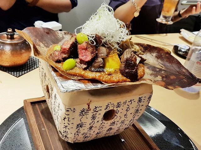 Hoba Miso Beef