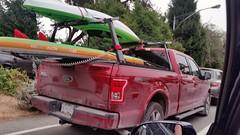 Ford F150 sport pickup truck