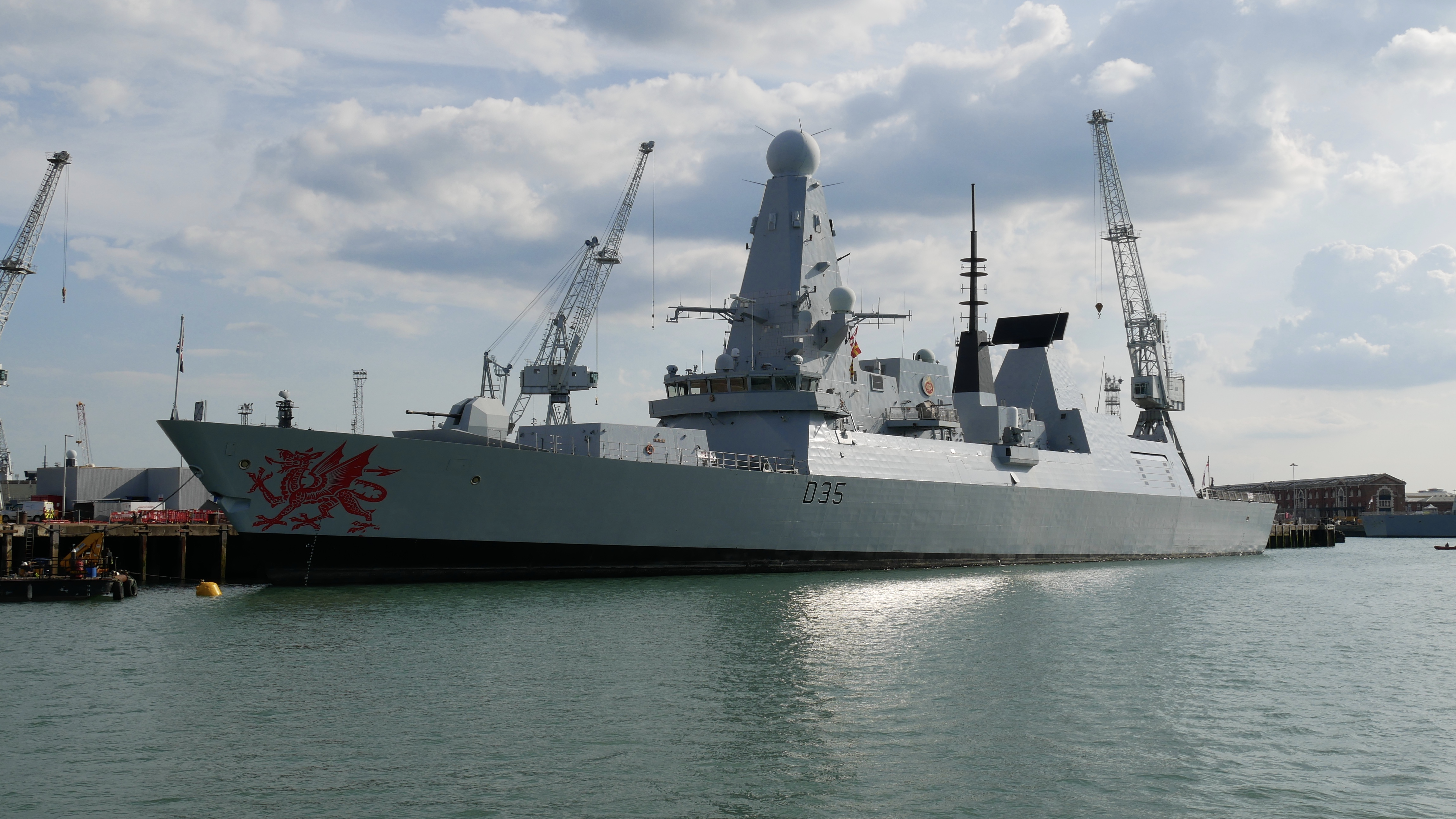Type 45 Class destroyer - Page 3 36889788642_e830739c86_o