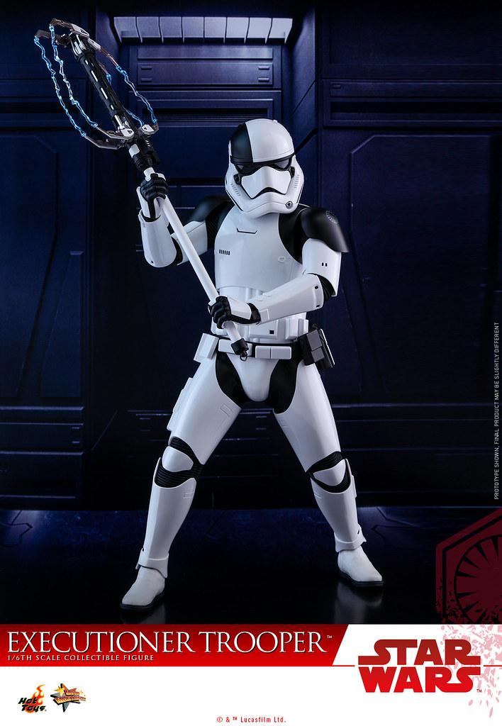 Hot Toys - MMS248 - 《星際大戰:最後的絕地武士》1/6 比例  處刑者風暴兵 Star Wars: The Last Jedi Executioner Trooper