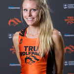 Faryn Brown, WolfPack Cross Country Running