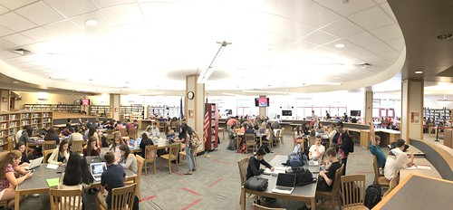 NCHS Library 2017-2018
