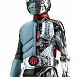 力量的秘密就在於此!《假面騎士》系列INTERNAL STRUCTURE -假面騎士1號-開箱報告 仮面ライダーシリーズ 仮面ライダー1号