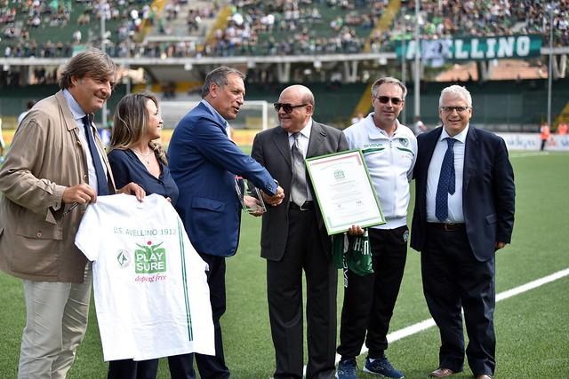 Avellino - Foggia: 5-1
