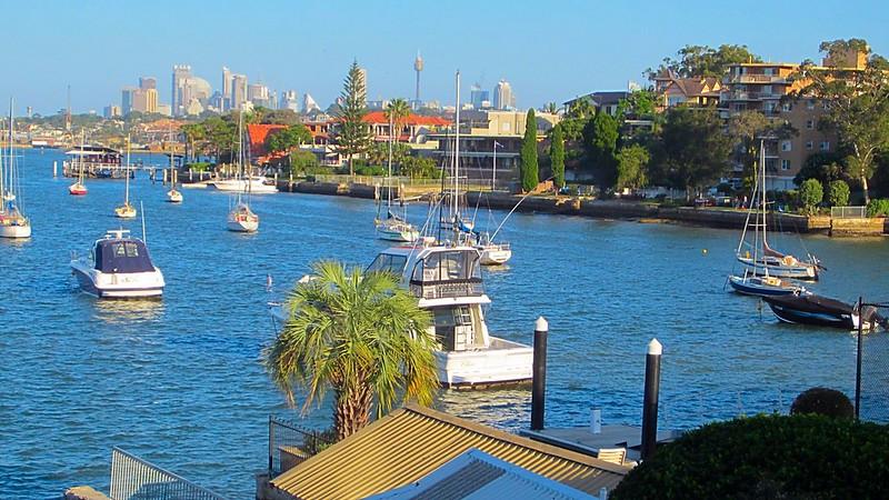 Sydney World's Best Harbour