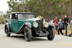 Bentley Speed Six Gurney Nutting Sports Saloon 1930 GH6879