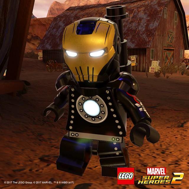 Więcej postaci w Lego Marvel Super Heroes 2 1