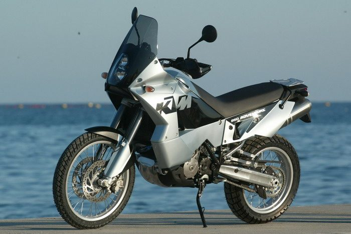 KTM 950 Adventure 2005 - 0