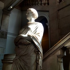 Sappho in the sunshine at King's #london #openhouse2017 #latergram