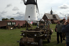Lytham 1940's Wartime Weekend - by the windill