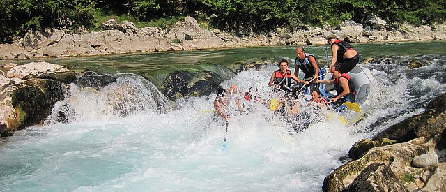 New rafting trip on Neretva river