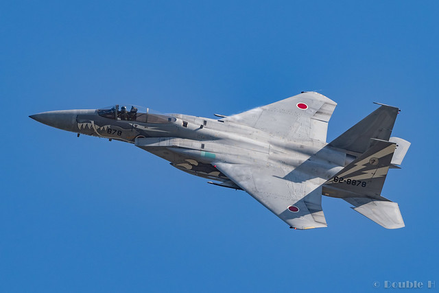 Komatsu AB Airshow Rehearsal 2017.9.14 (23) 303SQ F-15J #878