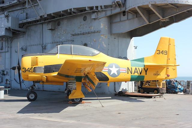 T-28B 138349
