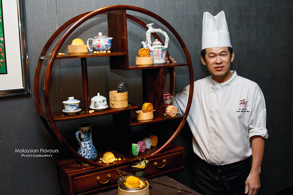 InterContinental Kuala Lumpur mooncake 2017