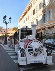 Monaco tour train