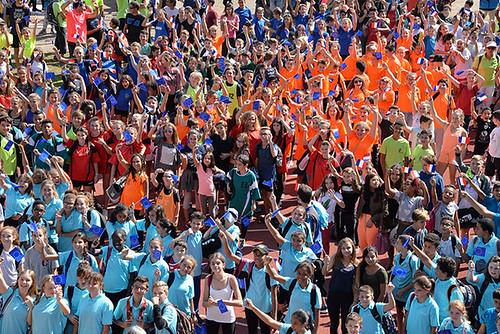#JNSS2017 La journée nationale du sport scolaire 2017 dans l'académie de Nice