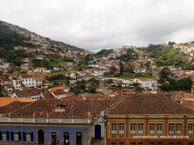 Ouro Preto, a Beautiful Colonial Town in Brazil