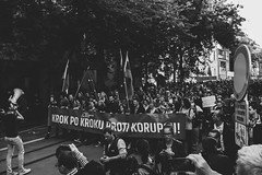 III. Veľký protikorupčný pochod / 3rd Great anti-corruption march
