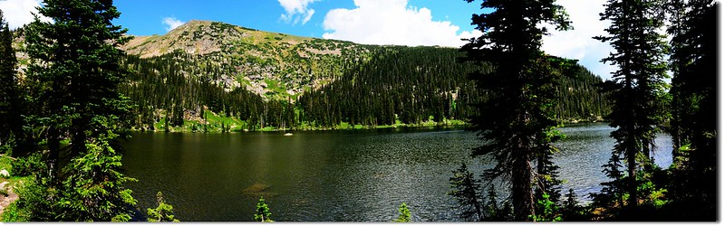 North Crater Lake 1