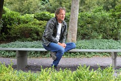"""Steven de Jong - Persdag nieuwe film """"Spaak"""" in Amsterdam"""