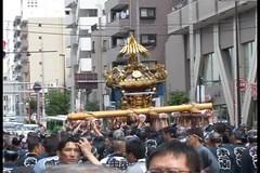 Tomioka Hachimangu Water Pouring Festival 2017-2