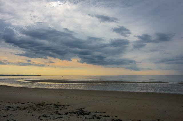 Coastal Clouds, Pentax K-5, smc PENTAX-DA 18-135mm F3.5-5.6 ED AL [IF] DC WR