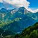 Alpi Apuane - Monte Sumbra