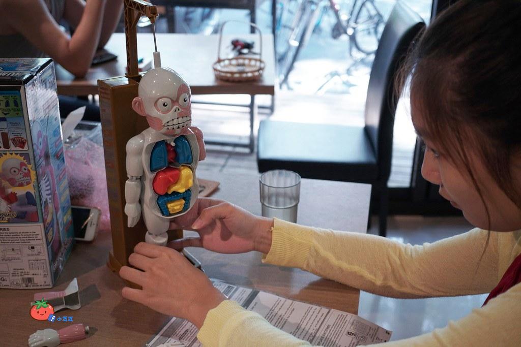 板橋 平價義式餐廳 膜幻廚房 桌遊